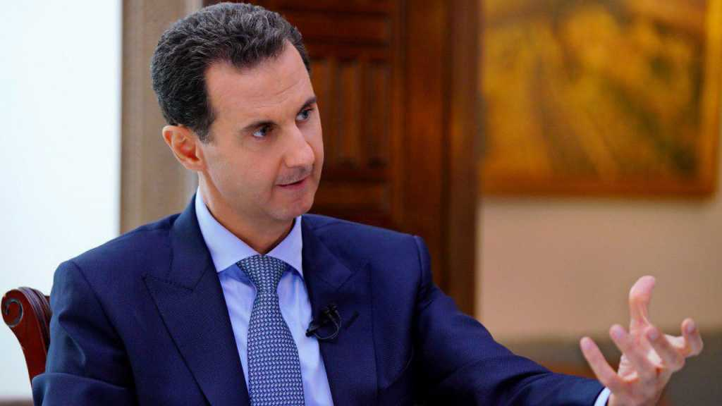 Assad: Resistance Will Force US Troops Out of Syria
