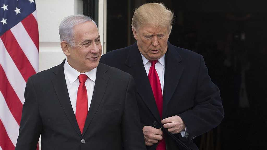 WH Sources: Trump «Frustrated, Disappointed» with Bibi