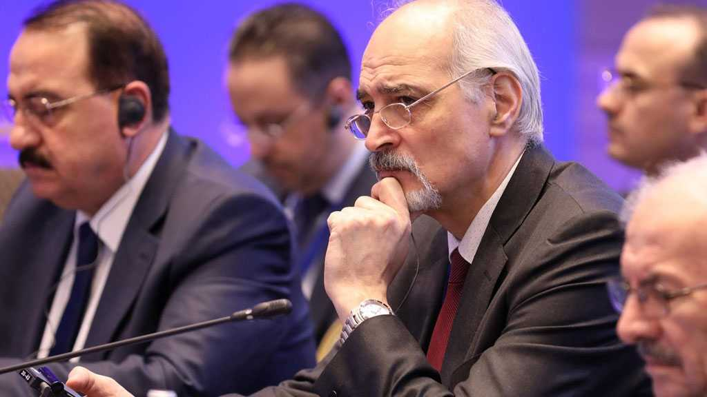 Al-Jaafari: Syria Anticipating Treaty for Nuke-Free Mideast
