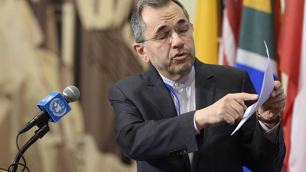 Iran's UN Envoy: US, «Israel» Main Obstacles to Nuke-Free ME