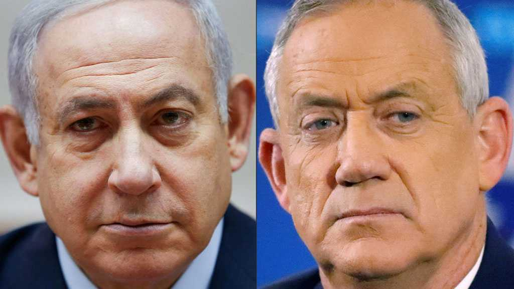 'Israeli' Elections: Netanyahu, Gantz at Odds as Gov't Yet To Be Formed