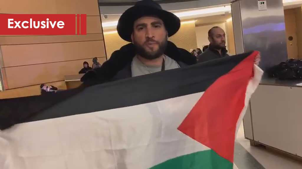 NGOs Stand Against «Israeli» War Machine Invading Canadian Universities & Recruiting Students