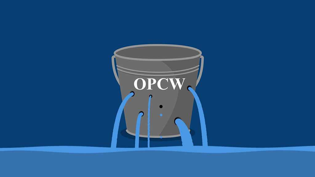 Wikileaks: OPCW Modified Chemical Weapons Report on Syria's Douma had Crucial Details Omitted