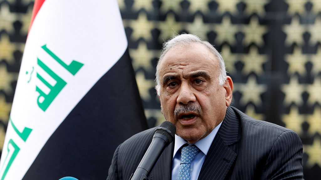 Iraqi Parliament Approves Abdul Mahdi's Resignation