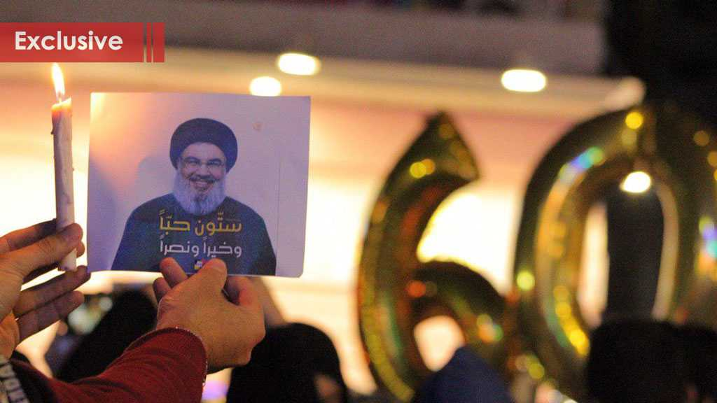 The West Has It All Wrong: Popular Support for Sayyed Nasrallah, Hezbollah Stronger Than Ever!