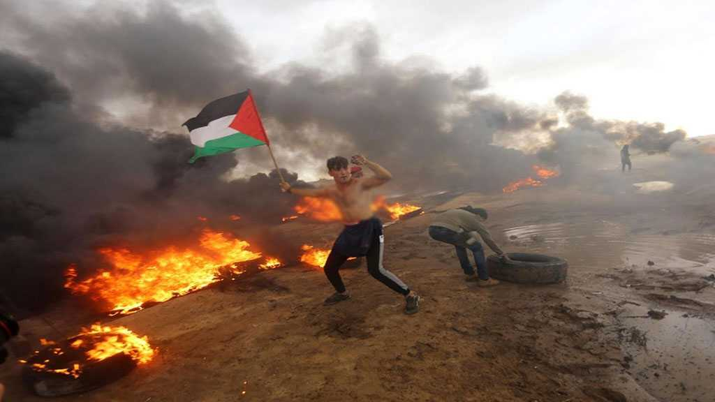 Great Return March: Five Palestinians Injured In Gaza Border Protest
