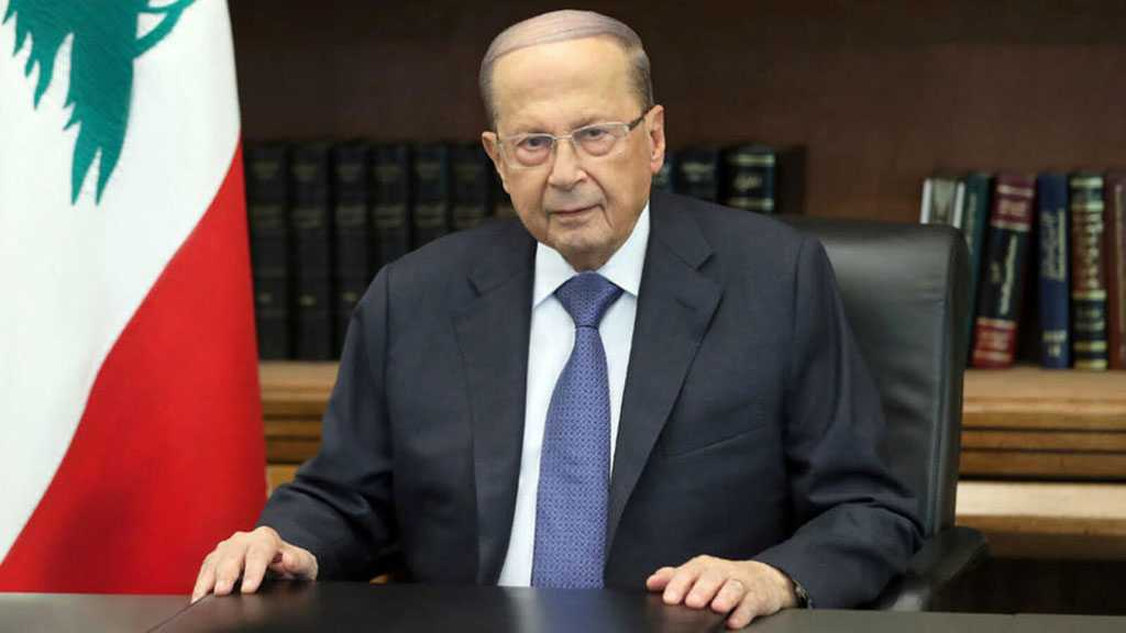 Lebanese President Hopes for Gov't Formation in New Year