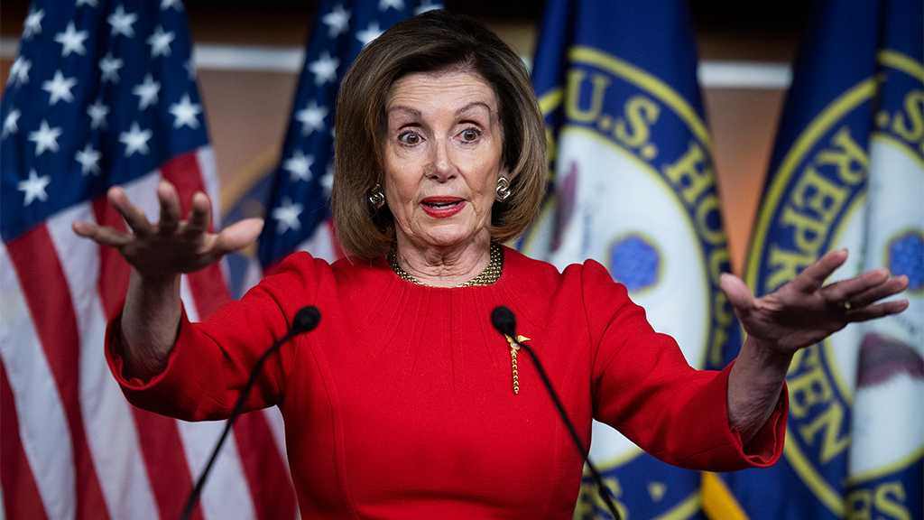 Pelosi Says US House to Vote on Resolution to Limit Trump's Military Actions on Iran