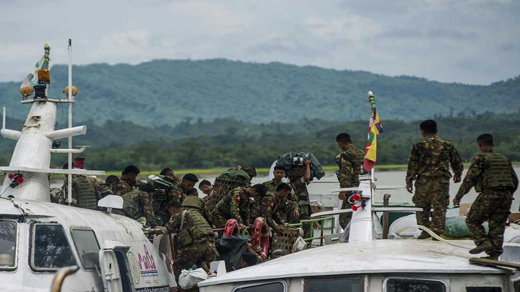 Myanmar Crackdown: Army Shells Rohingya Village, Kills Two Women