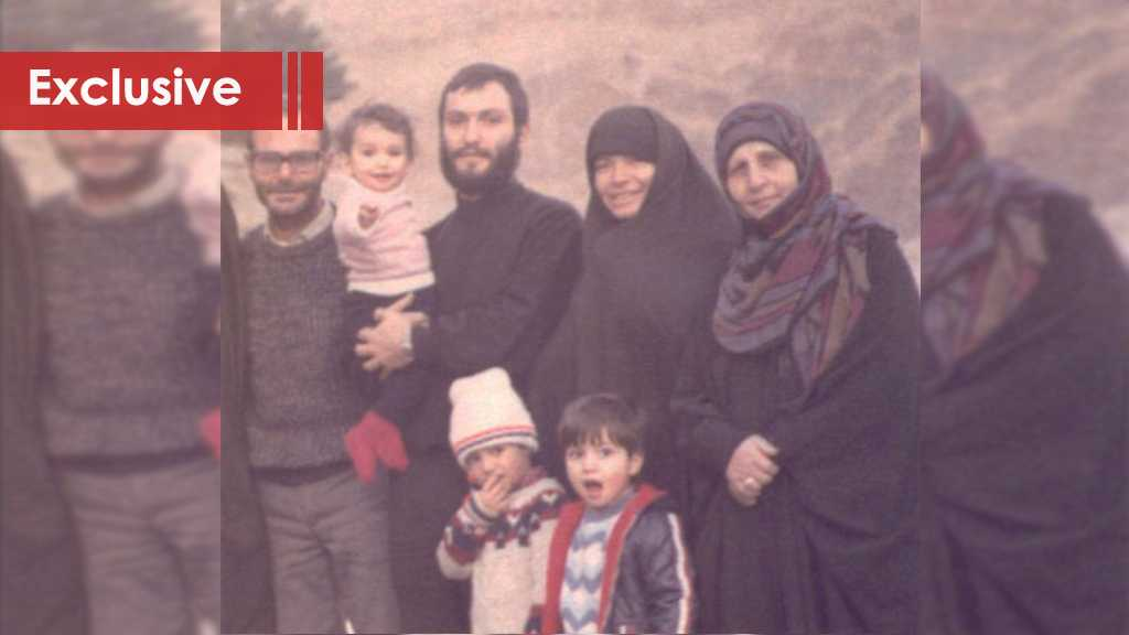 Zainab Mughniyeh to Al-Ahed: We Would Suddenly Find Him beside Us, and Then He Would Leave Again