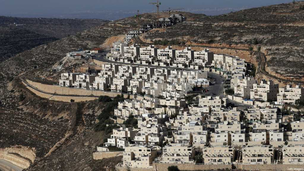 "9,000 New ""Israeli"" Settling Units in East Al-Quds"