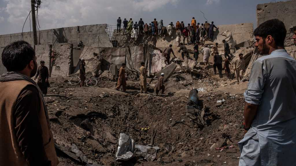 More than 10,000 Civilian Casualties in Afghan War in 2019