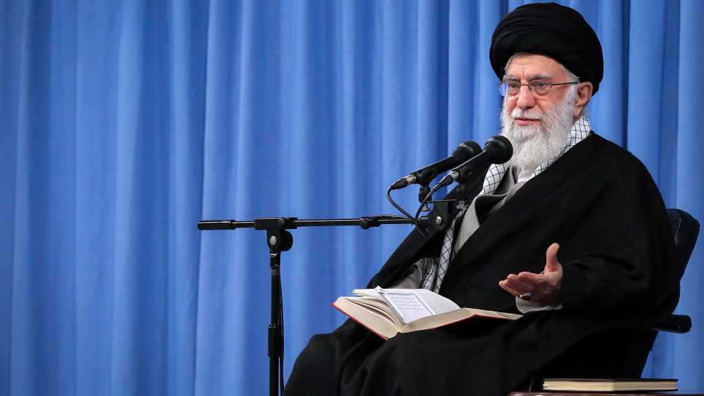Imam Khamenei Thanks Iranians for 'Shining In Election Test'