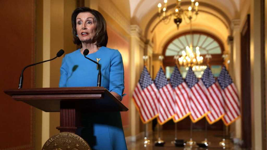 Pelosi Lambasts Trump for Blaming Slow Virus Response on Impeachment: We've A Life-and-Death Situation