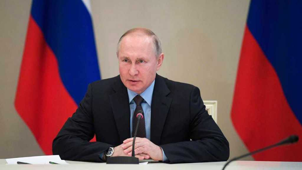 Putin to Hold Meeting on Global Energy Markets