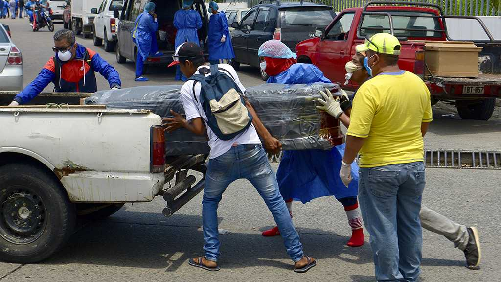 Bodies of Covid-19 Victims Pile Up In Streets of Ecuador