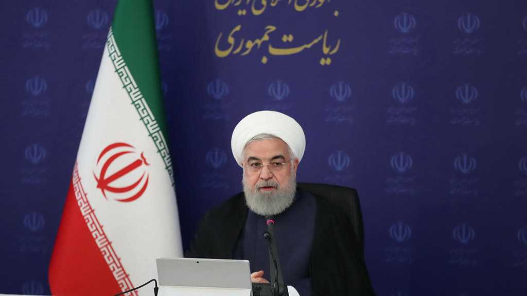 Rouhani Warns IMF: Trump Cannot Block Iran's Loan Request