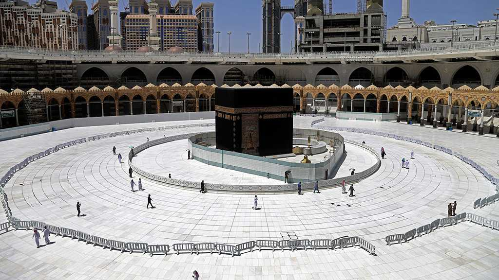 Saudi Arabia: Most of Mecca's Population May Be Infected with Coronavirus