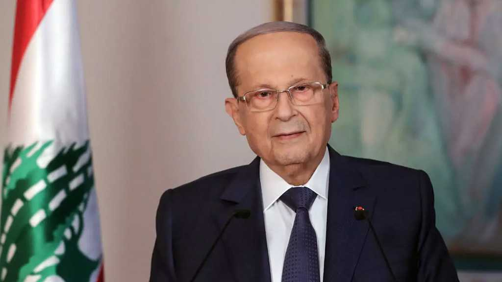 Lebanese President Aoun: Gov't Cannot Resolve Crisis Overnight