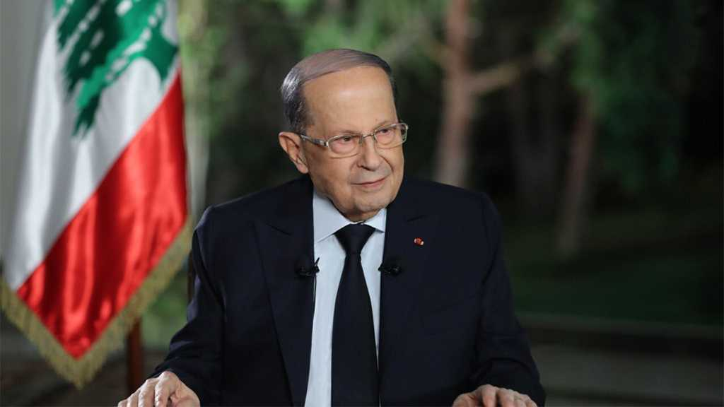 Lebanese President: It's Everybody's Responsibility to Rescue the Country, Get out Of the Dark Tunnel