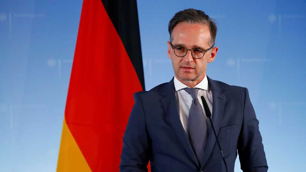 German FM Maas Prioritizes Preventing West Bank Areas Annexation