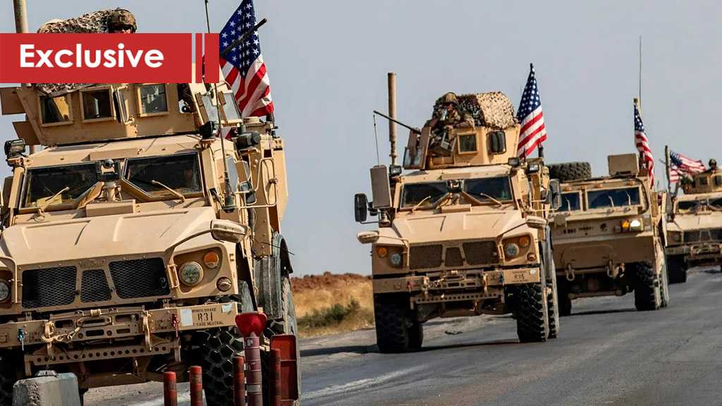 The US Lost in Syria – So Now They're After Their Business and Military Affiliates