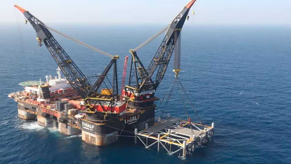 Lebanon Warns 'Israel' Over 'Dangerous' Gas Exploration Bid