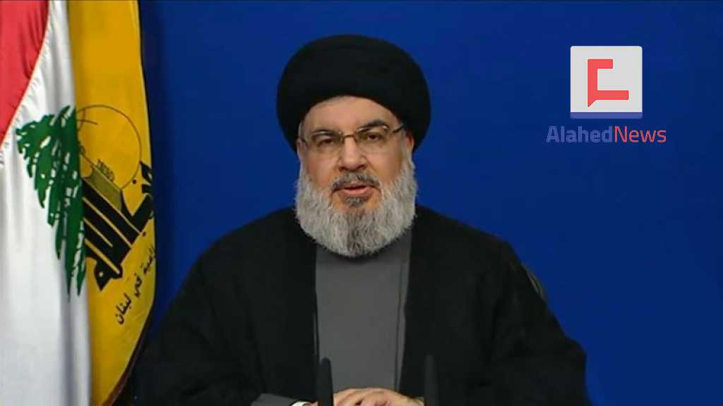 Sayyed Nasrallah Launches Battle to Confront Economic Crisis, To US: Your Policy Won't Weaken Hezbollah