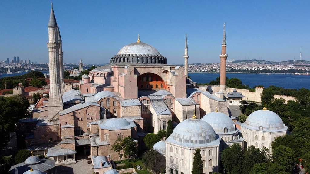 Turkey's Hagia Sophia to Be Reopened as Mosque after Court Decision
