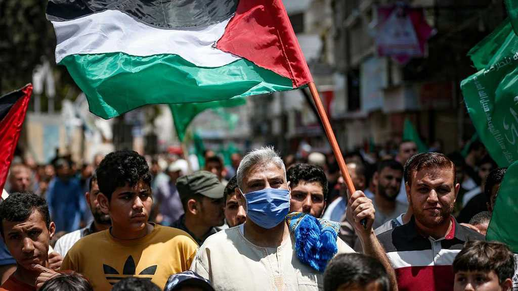Palestinian Resistance to Hold 'Historic' Unity Rally in Gaza against 'Israeli' Annexation