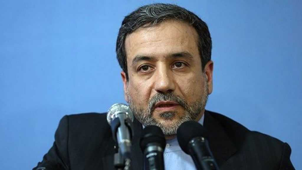 Iran To Continue Peaceful Nuclear Program: Araqchi
