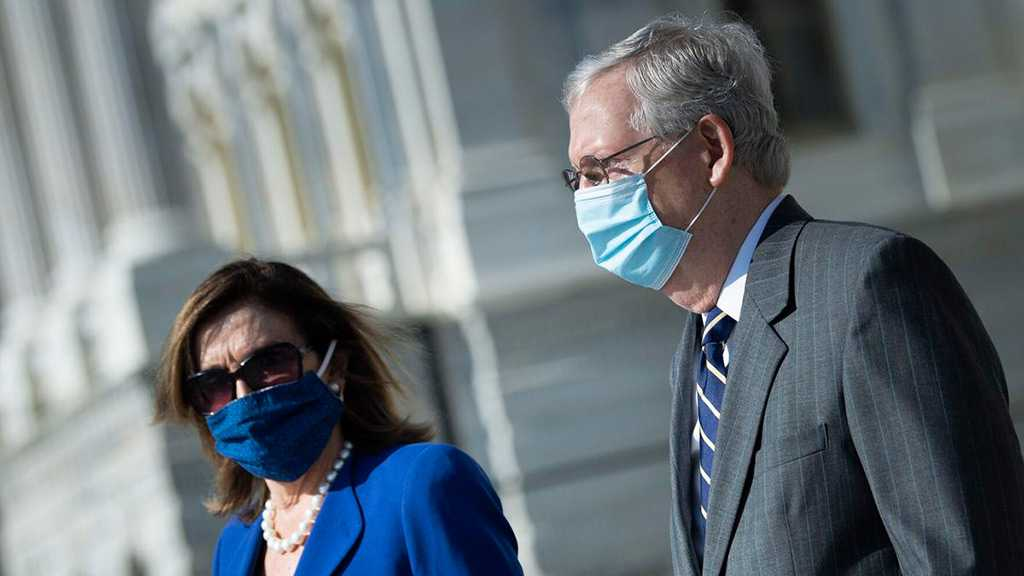 Pelosi Orders Masks after Congressman Tests Positive for Coronavirus