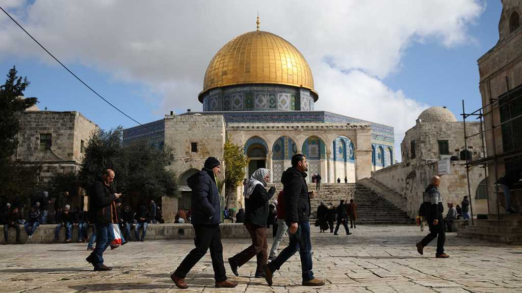 "Hamas Warns ""Israel"" of Consequences over Al-Aqsa Mosque Attacks"