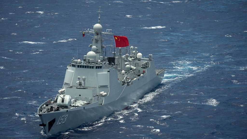 Chinese Navy Installs New Turbo Generators