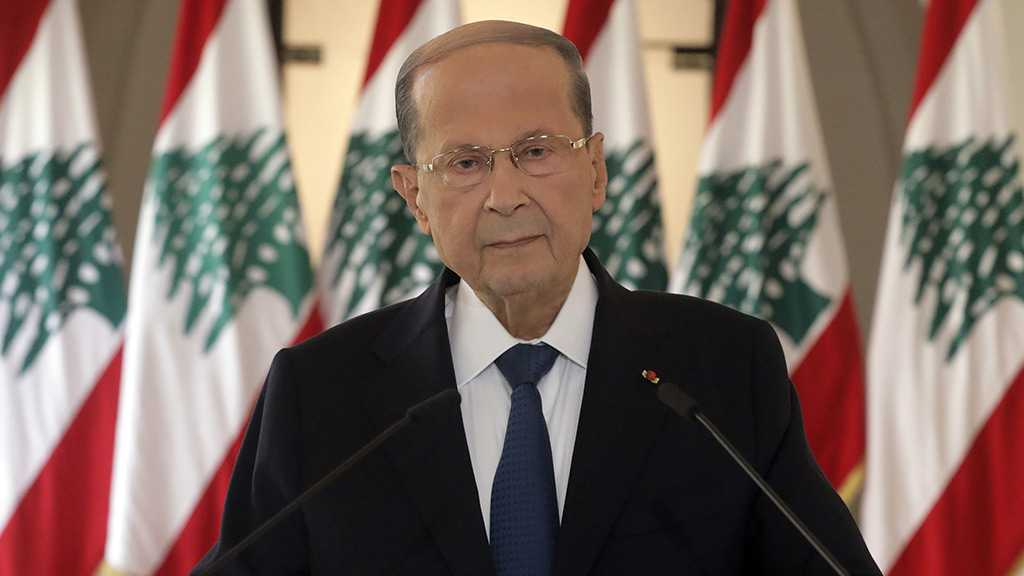 Lebanese President Aoun Calls on Army to Protect Lebanon Sovereignty