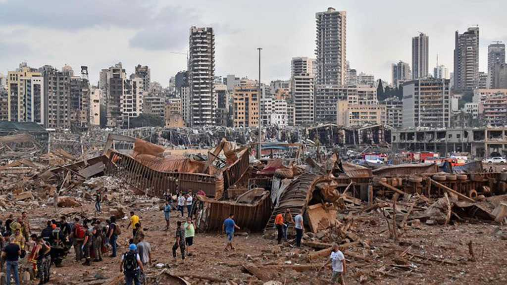 Beirut Explosion Leaves Scores of Casualties, Entirely Damaged City