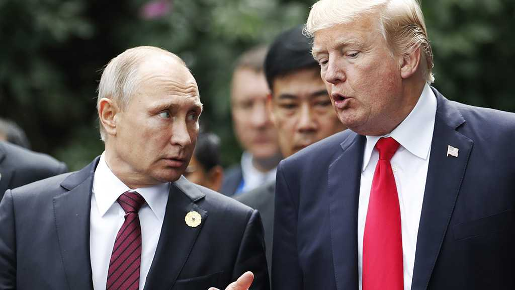 "Trump Compares Vladimir Putin to ""World-Class Chess Player"""