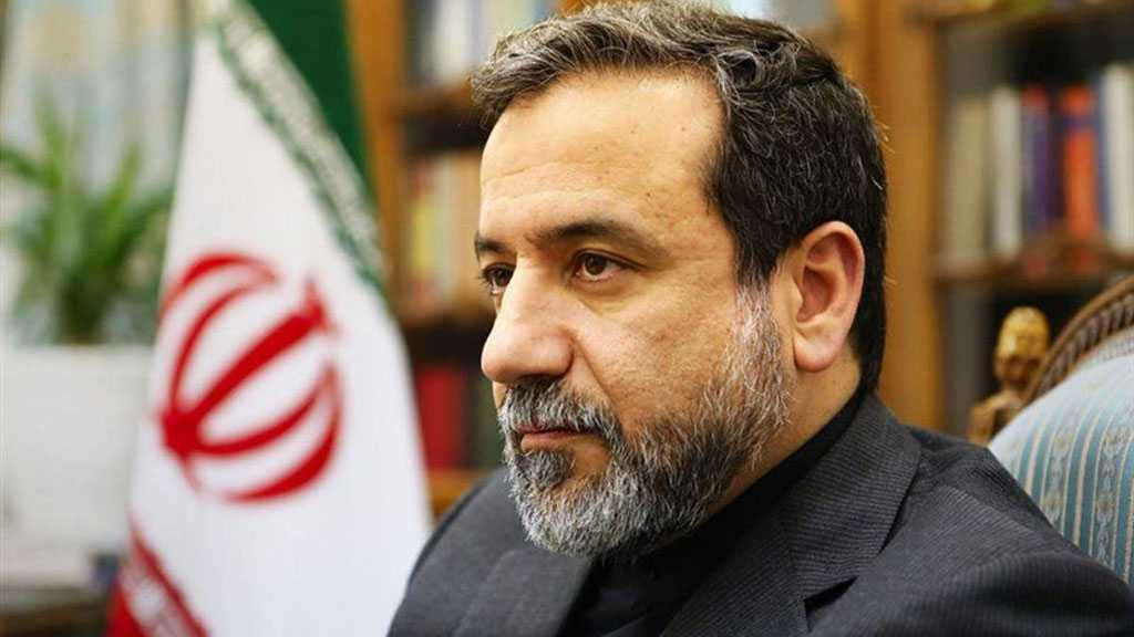Araqchi Expects JCPOA Commission's Concerted Action against US