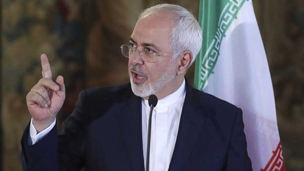 Zarif Reiterates US' Non-participation in JCPOA