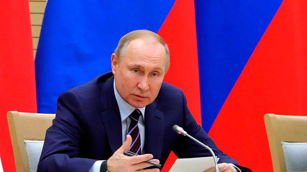 Putin Says US Election 'None of Our Business'