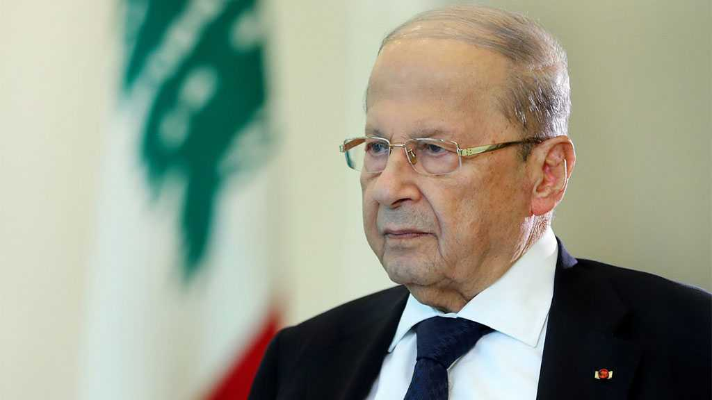 Aoun Underlines Protecting Lebanese Rights amid Demarcation Talks