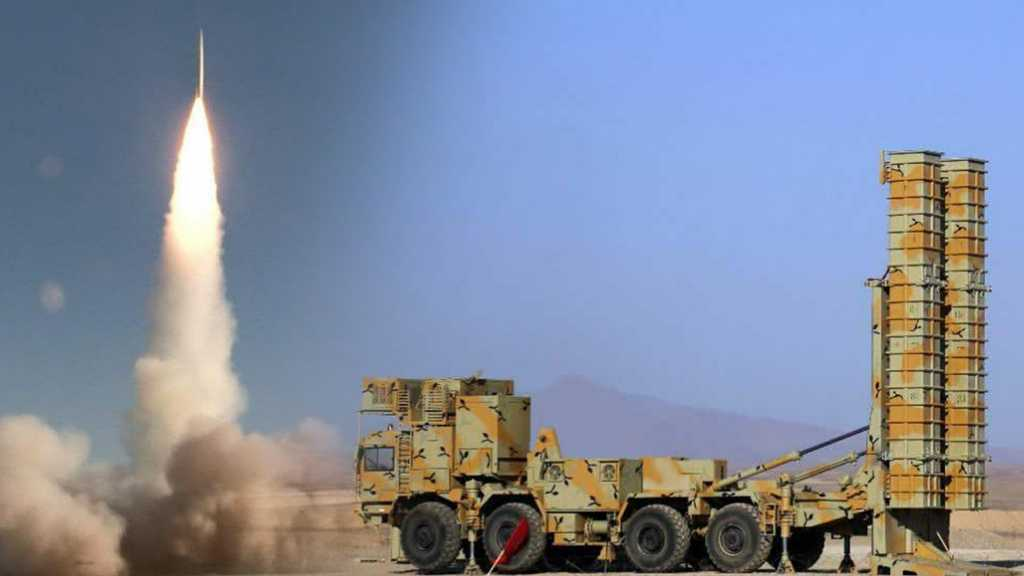 Iran Uses Homegrown Missile Defense System 'Bavar-373' in War Game