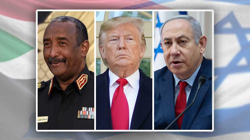 «Israel», Sudan Agree to Normalize Ties with US Help
