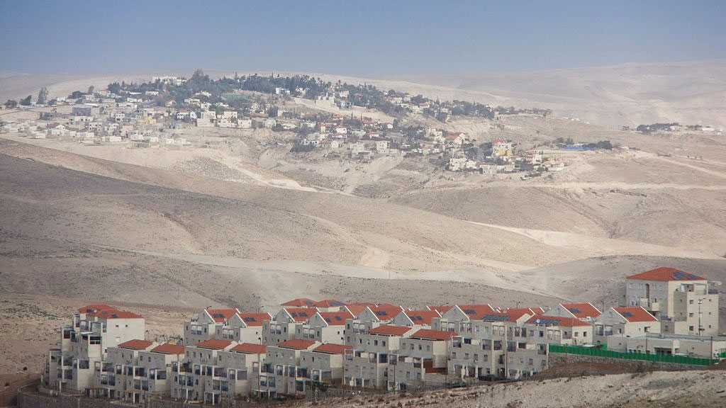 UK 'Seriously Concerned' By 'Israeli' Approval of New West Bank Settler Units