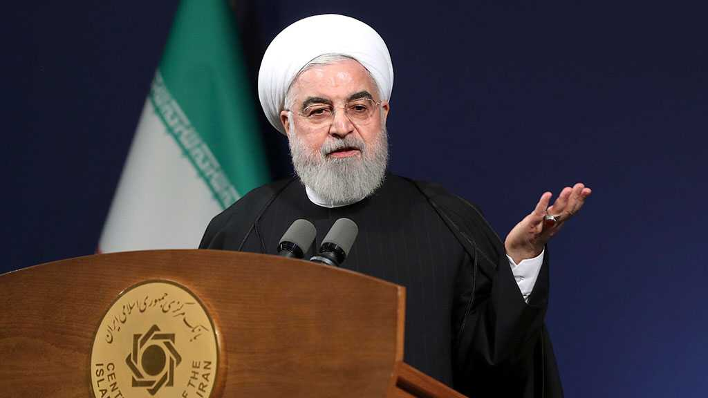 Rouhani: Trump Registered State Terrorism on US Record by Assassinating Soleimani