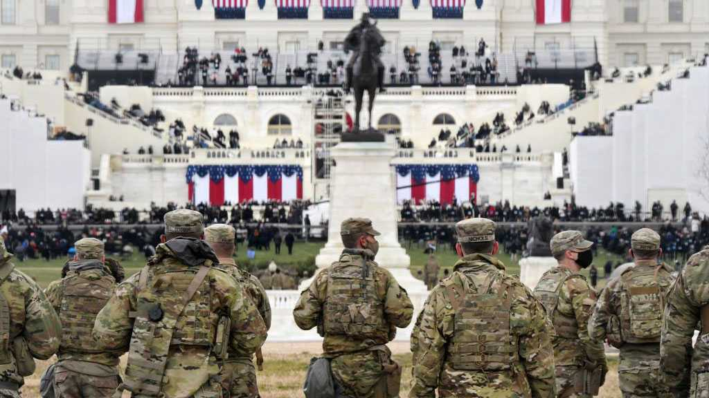 More Than 150 National Guard in Washington For Inauguration Test Positive for Coronavirus