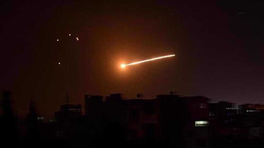 "Syrian Air Defenses Intercept ""Israeli"" Missiles Targeting Damascus"