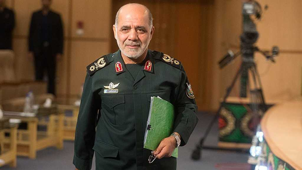 Iran Cmdr.: Expulsion of US, Most Important Step to Restore Security to West Asia