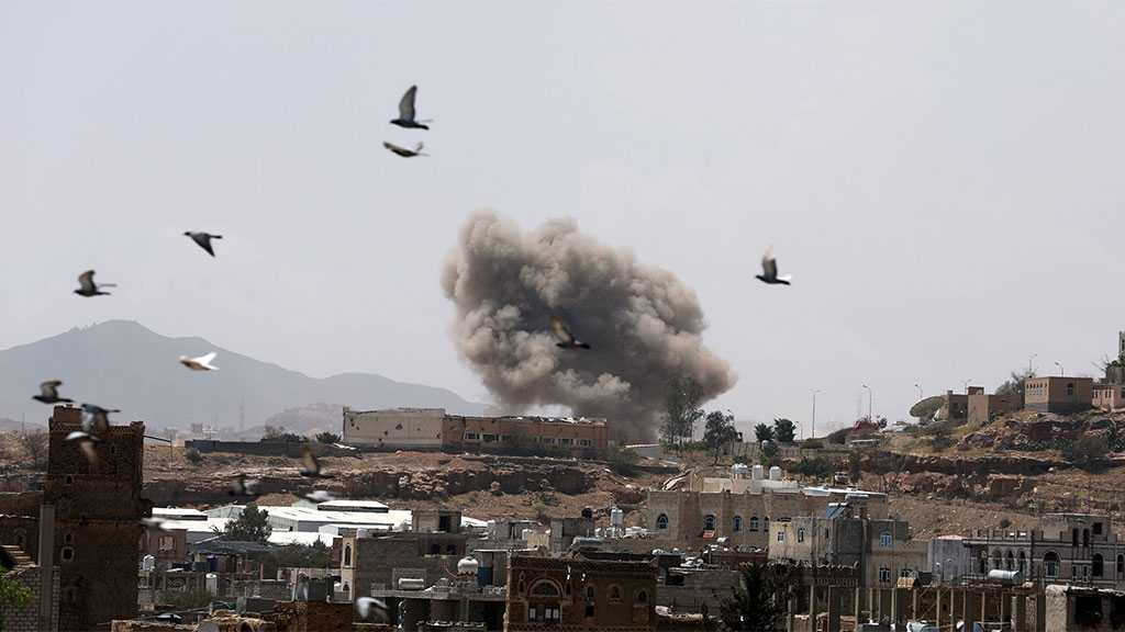 Saudi Warplanes Intensify Airstrikes on Yemen, Destroy Grain Silos
