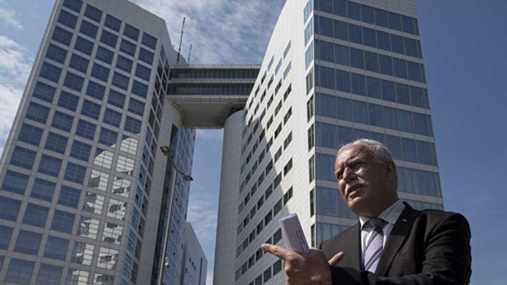 """Israel"" Suspends Palestinian Foreign Minister's Travel Pass after Visit to ICC"